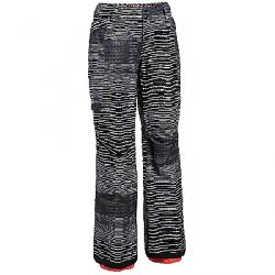 Under Armour Women's ColdGear Infrared Chutes Insulated Pant Black / Marathon Red / White
