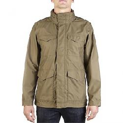 Prana Men's M-65 Jacket Slate Green