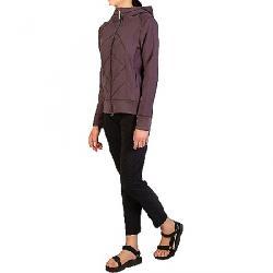 Indygena Women's Milin Hoodie Purple Plum H