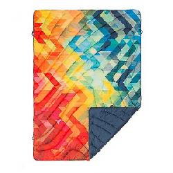 Rumpl Puffy Throw Printed Blanket Geo