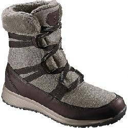 Salomon Women's Heika CS WP Boot Black Coffee / Cinder / Black