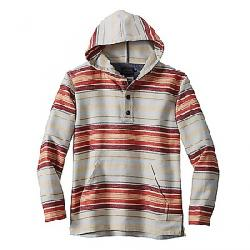 Pendleton Men's Hoody Popover Sunset Stripe