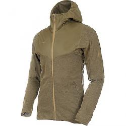 Mammut Men's Alvra Midlayer Hooded Jacket Olive Melange / Olive