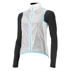 Capo Women's Siena Compatto Wind Vest Clear