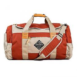 United By Blue 55L Arc Duffle Rust/Tan