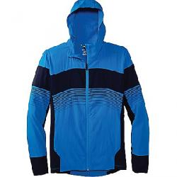 Brooks Men's Canopy Jacket Azul/Navy Stripe