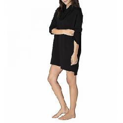 Beyond Yoga Women's Cowl Neck Dress Black