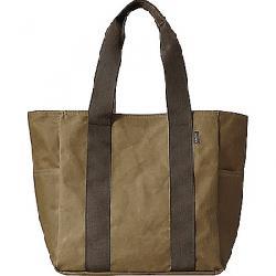 Filson Medium Grab N Go Tote Bag Dark Tan / Brown