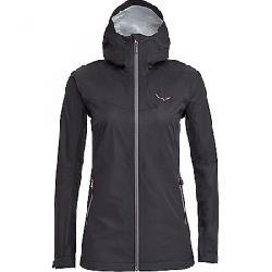 Salewa Women's Puez Aqua 3 PTX Jacket Black Out