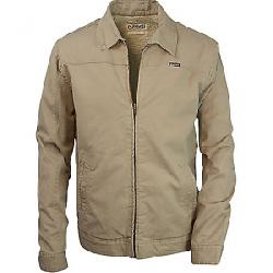 Purnell Men's Canvas Sherpa-Lined Jacket Tan