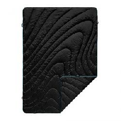 Rumpl Puffy Throw Blanket Black