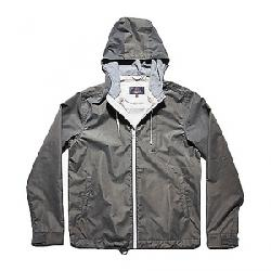 The Normal Brand Men's Leland Rain Jacket Night Sky
