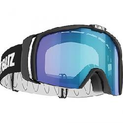 Bliz Nova Goggle Matte Black / Light Orange / Blue Multi