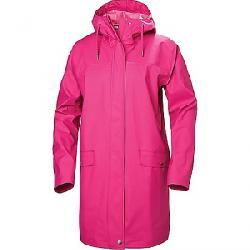Helly Hansen Women's Moss Rain Coat Dragon Fruit