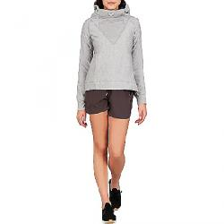 Indygena Women's Bunda Hoodie Grey Gym H