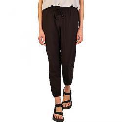Indygena Women's Lastik Pant Deep Black