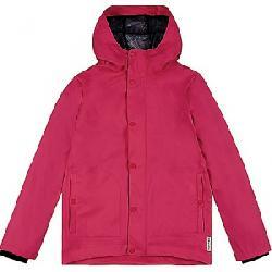 Hunter Kids' Original Lightweight Rubberised Jacket Bright Pink