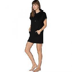 Beyond Yoga Women's It's All Hoodie Dress Black
