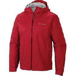 Columbia Men's EvaPOURation Jacket Mountain Red