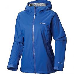 Columbia Women's EvaPOURation Jacket Arctic Blue