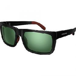 Ryders Eyewear Pemby Sunglasses - Anti-Fog Black / Dark Red / Green / Silver Flash