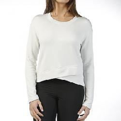 Vimmia Women's Soothe Cross Front Pullover Top Polar