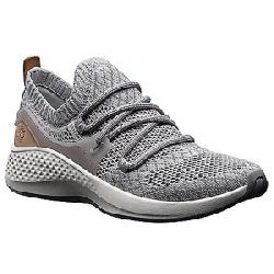 Timberland Women's FlyRoam Go Knit Chukka Shoe Light Grey