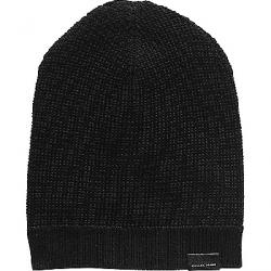 Canada Goose Men's Waffle Slouchy Beanie Black