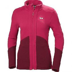 Helly Hansen Women's EQ Black Midlayer Jacket Cabernet
