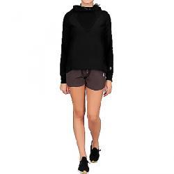 Indygena Women's Bunda Hoodie Deep Black
