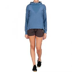 Indygena Women's Bunda Hoodie Blue Royal H