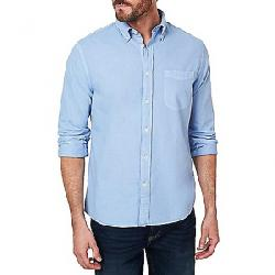 Faherty Men's GSD Shirt Light Blue