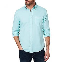 Faherty Men's GSD Shirt Mist