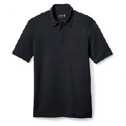 Smartwool Men's Merino 150 Pattern Polo Charcoal