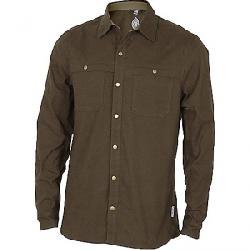 Club Ride Men's Gravity Flannel Shirt Olive