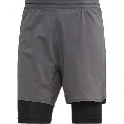 Adidas Men's Agravic 2in1 Short Grey Five