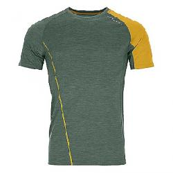 Ortovox Men's 120 Cool Tec Fast Forward T-Shirt Green Forest Blend