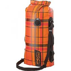 SealLine Discovery Deck Dry Bag Orange Plaid
