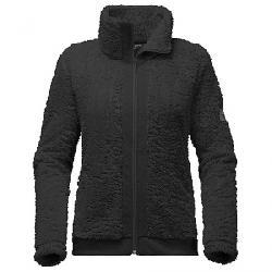 The North Face Women's Furry Fleece Full Zip Jacket TNF Black