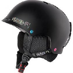 Shred Half Brain Helmet Shrasta
