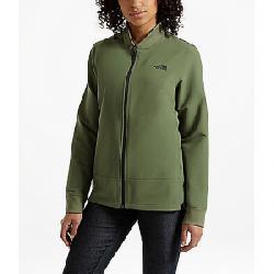 The North Face Women's Tekno Ridge Full Zip Jacket Four Leaf Clover / Four Leaf Clover