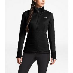 The North Face Women's Shastina Stretch Full Zip Jacket TNF Black / TNF Black