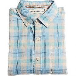 The Normal Brand Men's Louis Shirt Sky