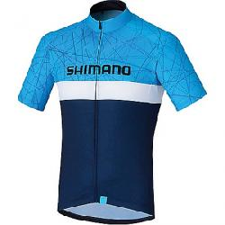 Shimano Men's Team Jersey Navy