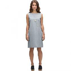 Nau Women's Bloq Sleeveless Dress Lagoon