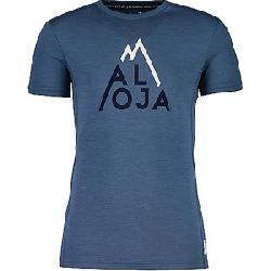 Maloja Men's BadilM. Baselayer Short Sleeve Shirt Blueberry