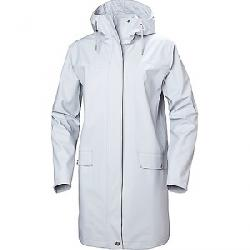 Helly Hansen Women's Moss Rain Coat GREY FOG