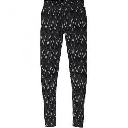 Smartwool Women's Merino 250 Baselayer Bottom Black / Charcoal Heather Pattern