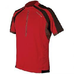 Endura Men's Hummvee SS Shirt Red