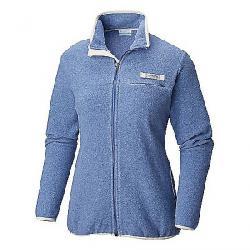 Columbia Women's Harborside Fleece Full Zip Jacket Bluebell / Stone